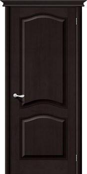 Межкомнатная дверь М7  Т-06 (Темный Лак) - фото 9879