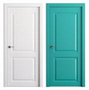 Межкомнатная дверь Эмаль Kolor 1