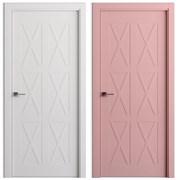 Межкомнатная дверь Эмаль kolor 4