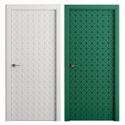 Межкомнатная дверь Эмаль kolor 5