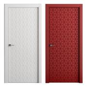Межкомнатная дверь Эмаль kolor 7
