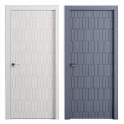 Межкомнатная дверь Эмаль kolor 10