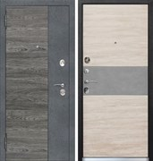 Входная металлическая дверь в квартиру Орландо SD PROF