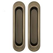 Ручки для раздвижных дверей PUNTO Soft LINE SL-010 AB Античная бронза