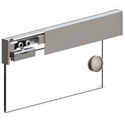 Раздвижная система Herkules Glass 2000 Серебро