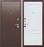 Входная металлическая дверь в квартиру Толстяк Белый Ясень
