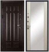 Входная металлическая дверь в квартиру STR-5 зеркало