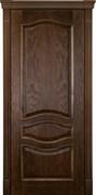 Межкомнатная дверь шпонированная АЛИНА-2 глухая размер до 2400