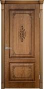Межкомнатная дверь шпонированная ШЕРВУД 3D глухая размер до 2400