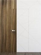 Звукоизоляционная Межкомнатная дверь Слэб-декор №7 СКАРИСТА