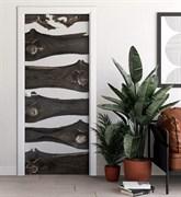 Звукоизоляционная Межкомнатная дверь Слэб-декор №13 МАЛЬТА