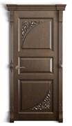 Межкомнатная дверь премиум из массива дуба АДЕЛЬ