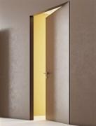 Межкомнатная дверь скрытая под покраску №6