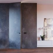 Межкомнатная дверь скрытая Invisible (невидимка) под покраску