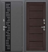 Входная металлическая дверь Уличная Термо 222 Антик Серебро/Wenge Veralinga склад в наличии