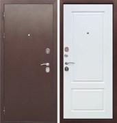 Входная металлическая дверь в квартиру Толстяк Белый Ясень склад в наличии
