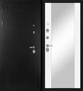 Входная металлическая дверь в квартиру МД-40 с зеркалом