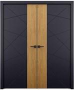 Дверь распашная двустворчатая Sleb decor №7