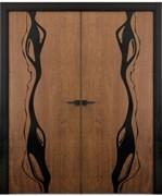 Дверь распашная двустворчатая Sleb decor №9