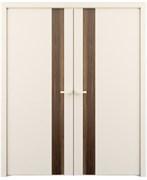 Дверь распашная двустворчатая Sleb decor №10