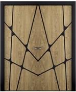 Дверь распашная двустворчатая Sleb decor №12