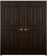 Дверь распашная двустворчатая RETRO дуб, сосна