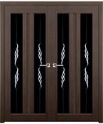 Дверь распашная двустворчатая KAMEA сосна