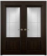 Дверь распашная двустворчатая ONIKS сосна