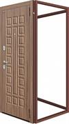 Экспозитор для стальных дверей (4 шт.)