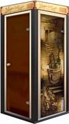 Экспозитор для банных дверей (для 4 шт.)