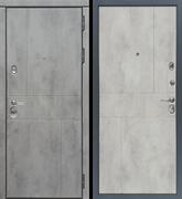 Входная металлическая дверь в квартиру STR 21
