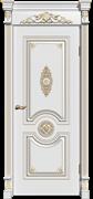 Межкомнатная дверь Эмаль patina Olimp глухая