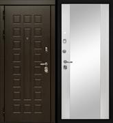 Входная металлическая дверь в квартиру МД-30 Зеркало