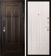Входная металлическая дверь в квартиру МД-07