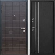 Входная металлическая дверь в квартиру МД-16