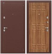 Входная металлическая дверь «Йошкар» Золотистый Дуб