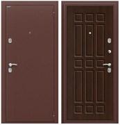 Входная металлическая дверь «Йошкар» Венге