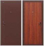 Входная металлическая дверь Инсайд Эконом Антик Медь/М-11 (ИталОрех)