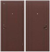 Входная металлическая дверь Door Out 101 Антик Медь/Антик Медь